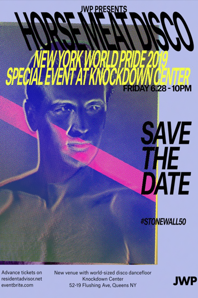 Horse Meat Disco - NYC World Pride 2019